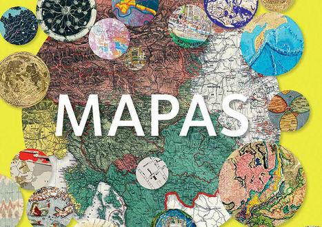 Un libro de mapas imprescindible para explorar el mundo | Geografía Infinita | Nuevas Geografías | Scoop.it