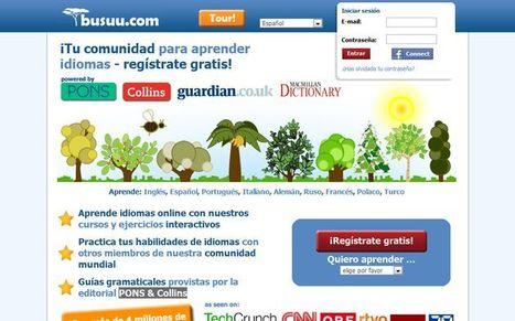 Busuu, una red social para aprender idiomas gratis   Teaching in the XXI Century   Scoop.it
