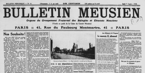 Nos ancêtres civils pendant la Première Guerre Mondiale | Rhit Genealogie | Scoop.it