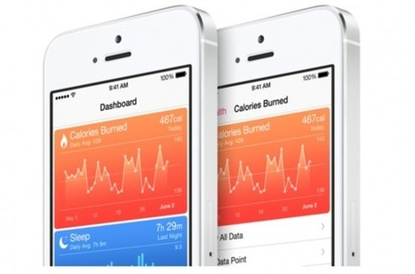 Apple's iWatch & iPhone 6 event from physician perspective | Mobile Healthcare | Scoop.it