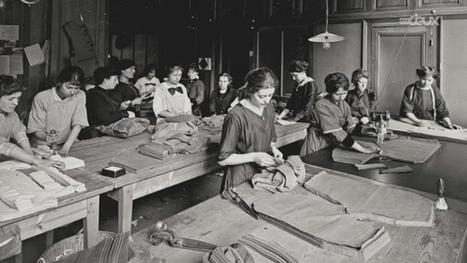 Histoire vivante - Elles étaient en guerre 1914-1918 | Centenaire de la Première Guerre Mondiale | Scoop.it