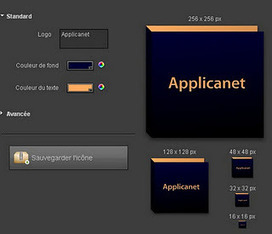 icon generator: Créer un logo gratuit | Time to Learn | Scoop.it