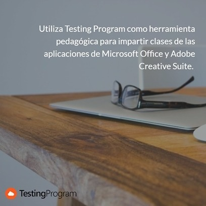 #TestingProgram es una PLATAFORMA... - Valentín Rodríguez | Facebook | Testing Program | Scoop.it