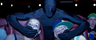 Ninjas Force London's Rude Moviegoers To Shut Up | Show Prep | Scoop.it