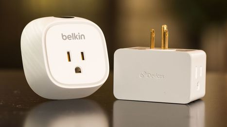 Should you buy a smart plug from iDevices or Belkin? | Technology News | Scoop.it