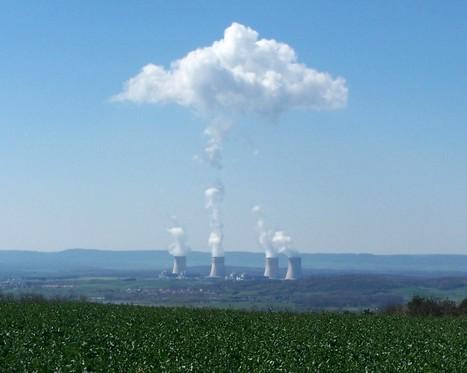 Cattenom : nouvel incident sur deux réacteurs de la centrale nucléaire   # Uzac chien  indigné   Scoop.it