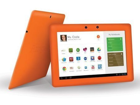 The Amplify Tablet: A Device Custom Made For Teachers And Students | ADP Center for Teacher Preparation & Learning Technologies | Scoop.it