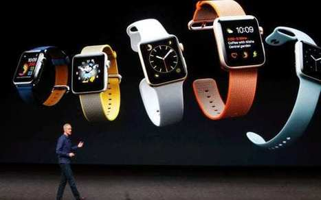 Tim Cook claims record demand for Apple Watch after research shows 71pc decline | Cambridge Marketing Review | Scoop.it
