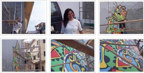 Cayo's Downtown Mural Project | Saber diario de el mundo | Scoop.it