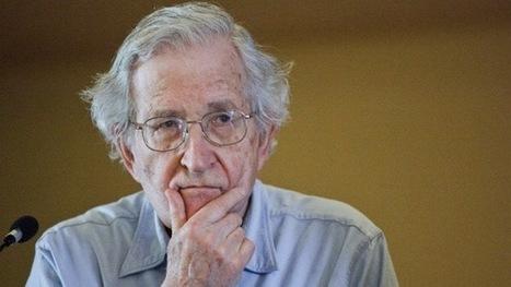 Noam Chomsky: El trabajo académico, el asalto neoliberal a las universidades y cómo debería ser la educación | Hermenéutica y filosofía | Scoop.it