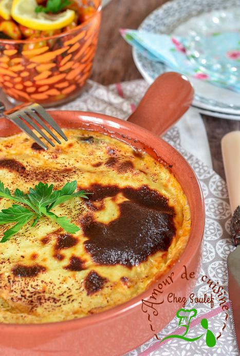 moussaka grecque facile | Cuisine Algerienne, cuisine du monde | Scoop.it