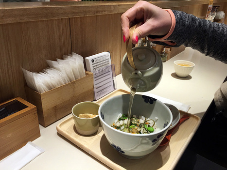 #Ochazuke, le bol de #riz avec du #thé vert #Nagano #Japon | What makes Japan unique | Scoop.it