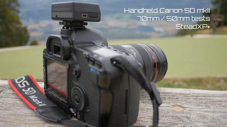 Stabilizing Handheld 50 and 70mm Shots With SteadXP+ | Cinescopophilia | Cinescopophilia | Scoop.it