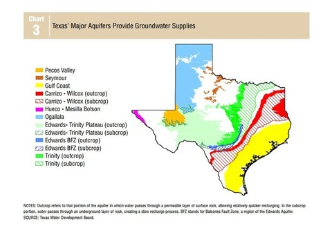 The Texas Water Exchange: A Water Marketplace Emerges | The Rivard Report | Trinity River Basin | Scoop.it
