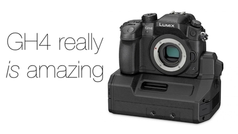 RedShark News - The GH4 really is amazing! | COMPACT VIDEO & PHOTOGRAPHY | Scoop.it