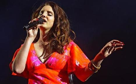 Listen to a preview of Lana Del Rey's new song 'Life Is Beautiful' - Entertainment Weekly (blog) | Lana Del Rey - Lizzy Grant | Scoop.it