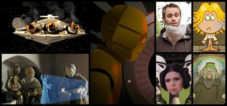 "Behind The Ultimate Crowdsourced Film--""Star Wars Uncut"" | Transmedia: Storytelling for the Digital Age | Scoop.it"