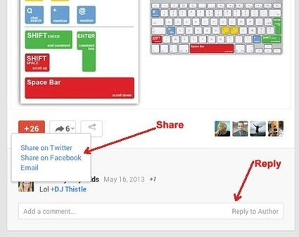 5 Google+ Tools To Make Your Life Easier - Social Notz | Social Media Tips, News, Resources | Scoop.it