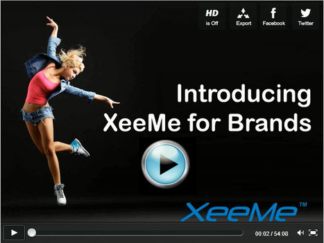 Webinar recap: XeeMe Social Presence Management For Brands | XeeMe | Grow your business with friends across all networks | Scoop.it