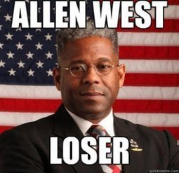 Allen West Helping Raise Funds For Islam, What A Nice Guy ... | The Indigenous Uprising of the British Isles | Scoop.it