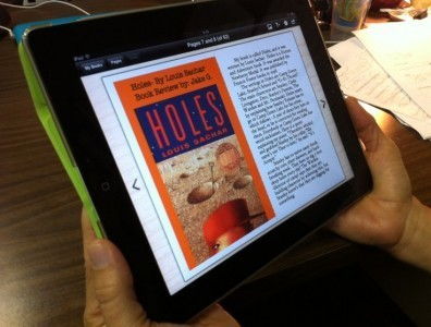 How to Create a Collaborative Class eBook | iPads in kindergarten Best Practices | Scoop.it