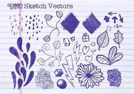500+ Free Vectors Download - Designzzz   Graphic Design   Scoop.it