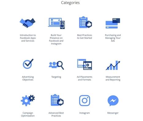 Les formations officielles pour maîtriser Facebook, Twitter et Google - Blog du Modérateur | digitalcuration | Scoop.it
