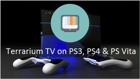 How to Install Terrarium TV on PS4, PS3, PS Vit