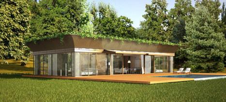 La maison ÉCOLO de Starck enfin lancée... est accessible à partir de 2500€ le mètre carré | The Architecture of the City | Scoop.it