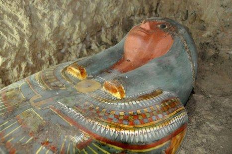 Egypte : Une cité et une nécropole vieilles de 7000 ans découvertes | Les déserts dans le monde | Scoop.it