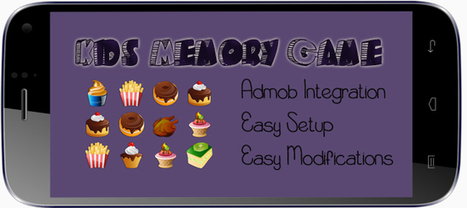 Buy Kids Memory Game Full Games For Android | Chupamobile.com | android source code | Scoop.it