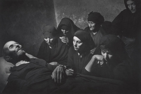 W. Eugene Smith: 'I Didn't Write the Rules, Why Should I Follow Them?' | Visual Culture and Communication | Scoop.it