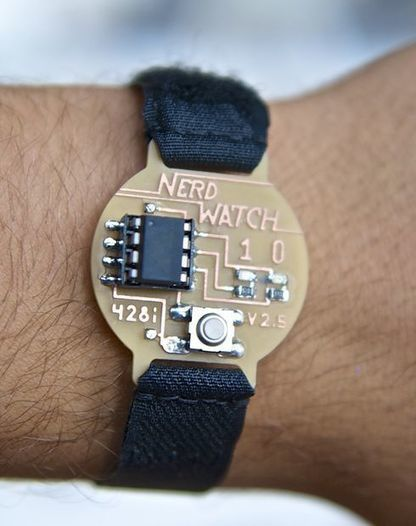 The Nerd Watch | Arduino progz | Scoop.it