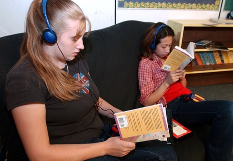 Using audiobooks to boost your child's literacy - NBC Latino | 21st Century Literacy and Learning | Scoop.it