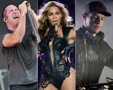 """Made in America"" Festival 2013 Lineup: Nine Inch Nails, Beyonce,  Deadmau5+ more... 
