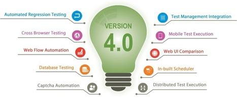 TestingWhiz announces latest Version 4.0 | Software Testing | Scoop.it