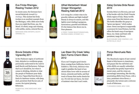 20 Winter Wines for $20 | A Wine for Valentine's Day... | Scoop.it