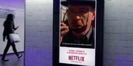 Innovation publicitaire : les GIF contextualisés de Netflix | Etudes de cas E-marketing | Scoop.it