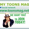 MY TOONS MAG