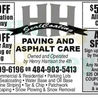 HH Seal Coating & Asphalt Maintenance is a leading asphalt contractor.