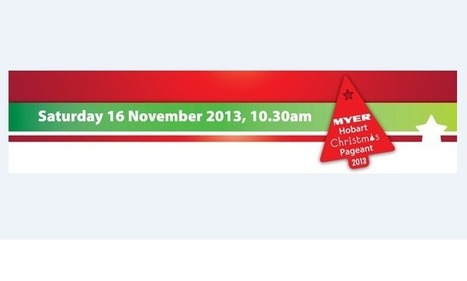Hobart Christmas Pageant | Saturday, 16 November 2013 | CFNP South | Scoop.it