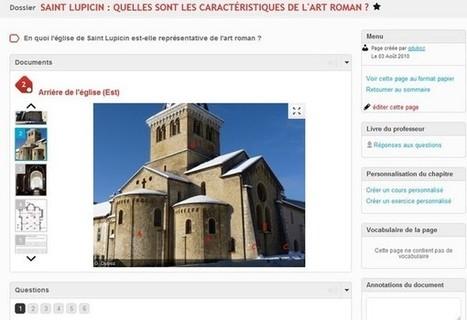Canopé académie de Besançon : Manuel numérique | fle&didaktike | Scoop.it