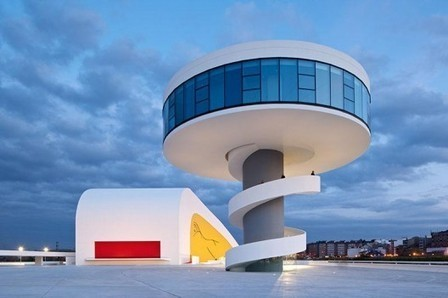 Niemeyer Center by Oscar Niemeyer Closing | The Architecture of the City | Scoop.it