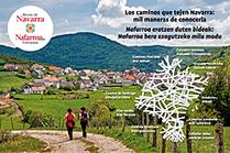 Navarra presentará en FITUR su riqueza cultural, monumental, gastronómica y natural a través de sus caminos y senderos | Ordenación del Territorio | Scoop.it