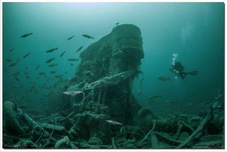 Plongée Bretagne - Moi, je plonge à l'Ouest   Facebook   Moi, je plonge à l'Ouest !   Scoop.it