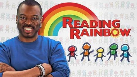 LeVar Burton on digital learning and Reading Rainbow - Marketplace.org | Digital Learning | Scoop.it