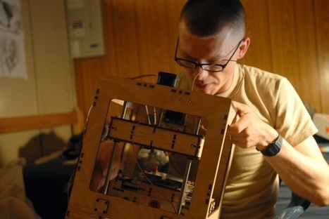 In Tomorrow's Wars, Battles Will Be Fought With a 3-D Printer | 3D Printing and Fabbing | Scoop.it