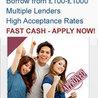 6 Month Cash Loans