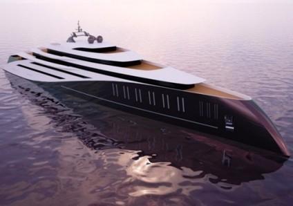 design for the emocean plus grand yacht du mond. Black Bedroom Furniture Sets. Home Design Ideas