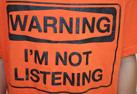 Hey Leaders! Listening Isn't Easy, But It's Essential - Information Management (blog) | Just Story It! Biz Storytelling | Scoop.it